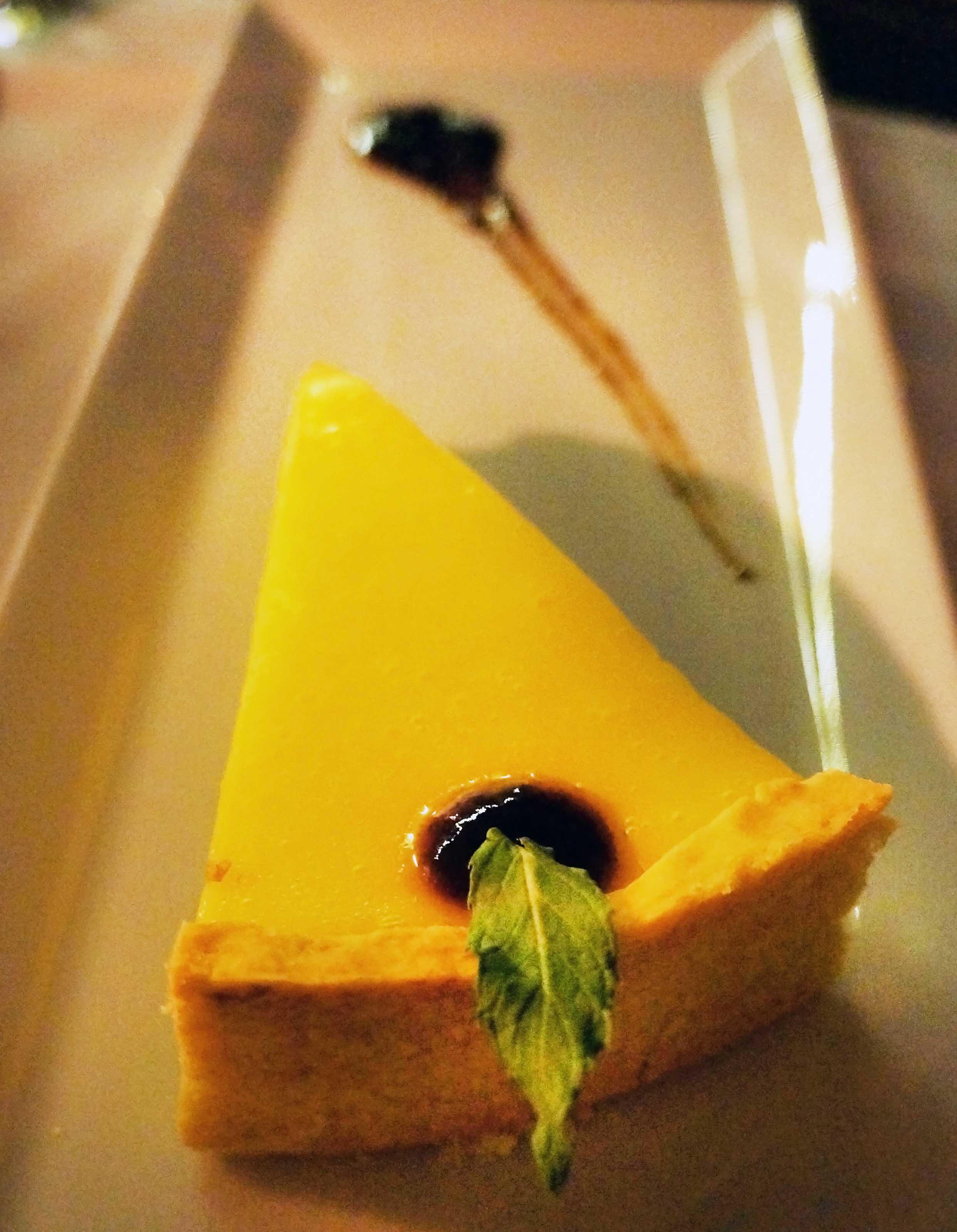 izvanredni tart od limuna sa tamarindom