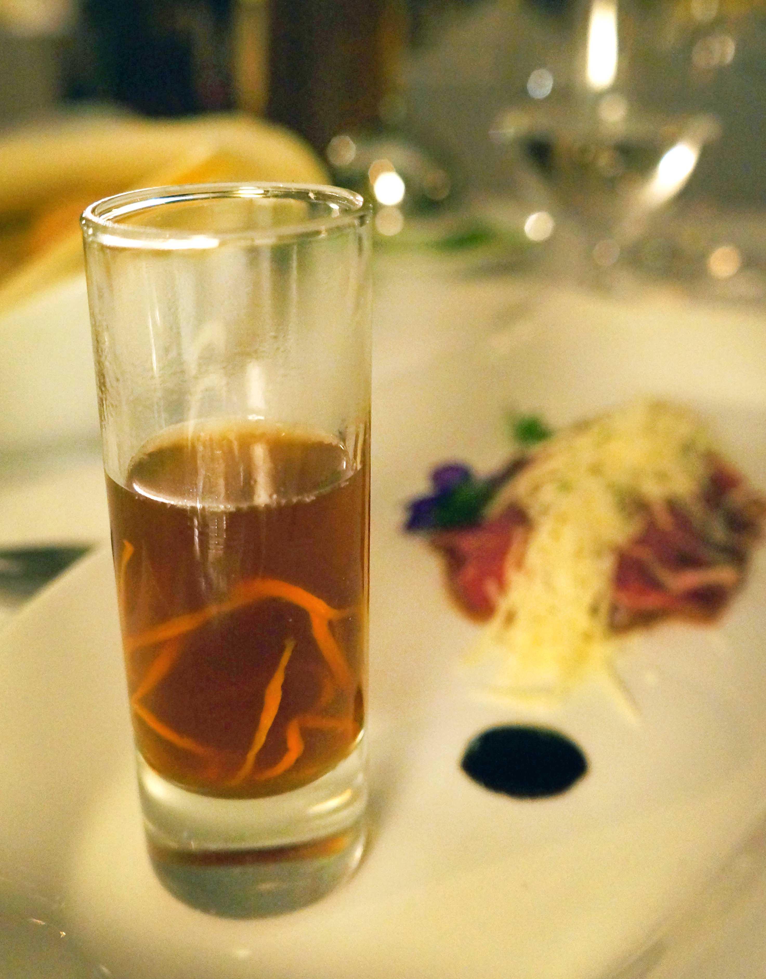 goveđa supa sa šargarepom